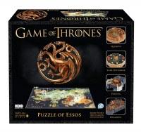4D PUZZLE GAME OF THRONES ESSOS