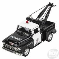 """5"""" DIE-CAST 1955 CHEVY STEPSIDE POLICE"""