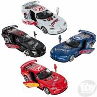 """5"""" DIE-CAST DODGE VIPER GTS-R"""