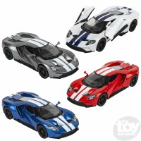 "5"" DIE-CAST PULL BACK 2017 FORD GT"