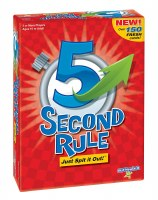 5 SECOND RULE GAME 2ND EDITION