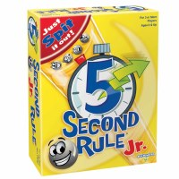 5 SECOND RULE JR GAME