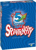 5 SECOND RULE SPINTENSITY GAME