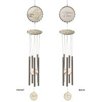 50TH ANNIVERSARY WINDCHIME