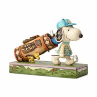 HEARTWOOD CREEK GOLF SNOOPY & WOODSTOCK