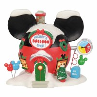 D56 DISNEY MICKEY'S BALLOON INFLATORS
