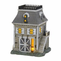 DEPT 56 ADDAMS FAMILY CARRIAGE HOUSE