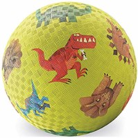 "7"" PLAYGROUND BALL DINOSAURS/GREEN"