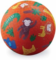 "7"" PLAYGROUND BALL JUNGLE ORANGE"