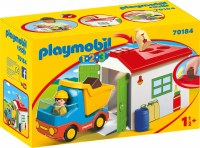 PLAYMOBIL 123 CONSTRUCTION TRUCK