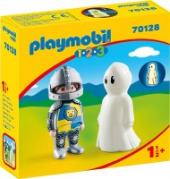 PLAYMOBIL 123 KNIGHT W/ GHOST