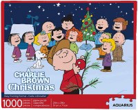 A CHARLIE BROWN XMAS 1000pc PUZZLE