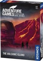 ADVENTURE GAMES 3 - THE VOLCANIC ISLAND