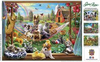 AFTERNOON SIESTA 300pc PUZZLE