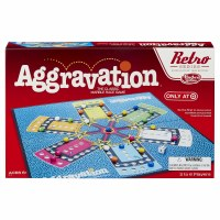 AGGRAVATION GAME RETRO SERIES
