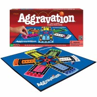 AGGRAVATION GAME