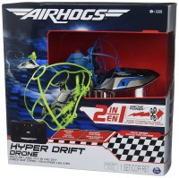 AIR HOGS HYPER DRIFT DRONE BLUE