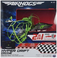 AIR HOGS HYPER DRIFT DRONE GREEN