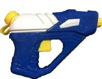ALPHA WATERGUN