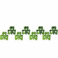 AMSCAN 3D MINI FOIL SHAMROCK DECORATION