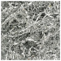 AMSCAN METALLIC SHRED SILVER