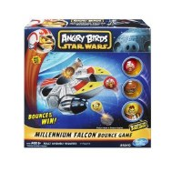 ANGRY BIRDS STAR    WARS MILL FALC GAME