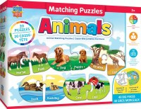 ANIMAL MATCHING PUZZLE