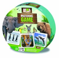 ANIMAL PLANET MATCHING GAME