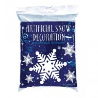 ARTIFICIAL SNOW BAG 2.5QT