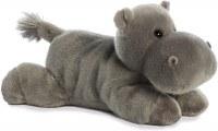 """AURORA 12"""" FLOPSIE HOWIE HIPPO"""