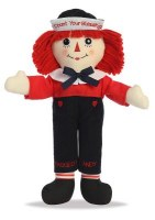 "AURORA 16"" RAGGEDY ANDY BLESSINGS"
