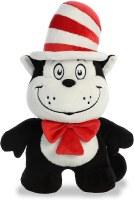 "AURORA DR, SEUSS 11"" CAT IN THE HAT DOOD"