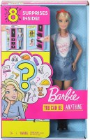 BARBIE 2 CAREERS DOLL GIFTSET