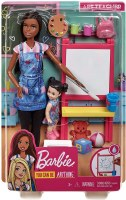 BARBIE ART TEACHER AA