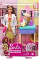 BARBIE BABY DOCTOR BRUNETTE  W/BABY