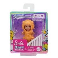 BARBIE BABYSITTER BABY IN BEAR COSTUME