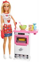 BARBIE BAKERY CHEF GIFTSET