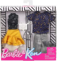 BARBIE & KEN OUTFIT SET