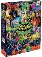 BATMAN CLASSIC TV SERIES 1000pc PUZZLE