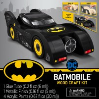 BATMOBILE BUILDABLE KIT