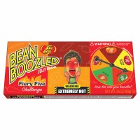 BEANBOOZLED FIERY FIVE SPINNER BOX