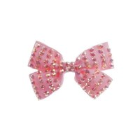 BEDAZZLING BEAUTY BOW HAIRCLIPS