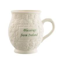 BELLEEK MUG BLESSINGS FROM IRELAND