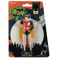 NJ CROCE BENDABLE FIGURE ROBIN