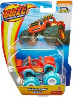 BLAZE & MONSTER MACHINE WATER RIDER