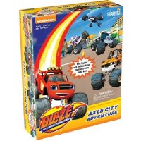 BLAZE & THE MONSTER MACHINES AXLE GAME