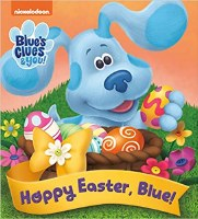 BLUE'S CLUES HPPY EASTER BLUE BOOK