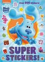 BLUE'S CLUES SUPER STICKER BOOK