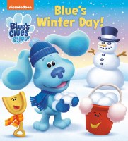 BLUE'S WINTER DAY BOARD BOOK