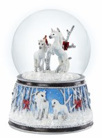 BREYER 2020 ENCHANTED FOREST MUSIC GLOBE